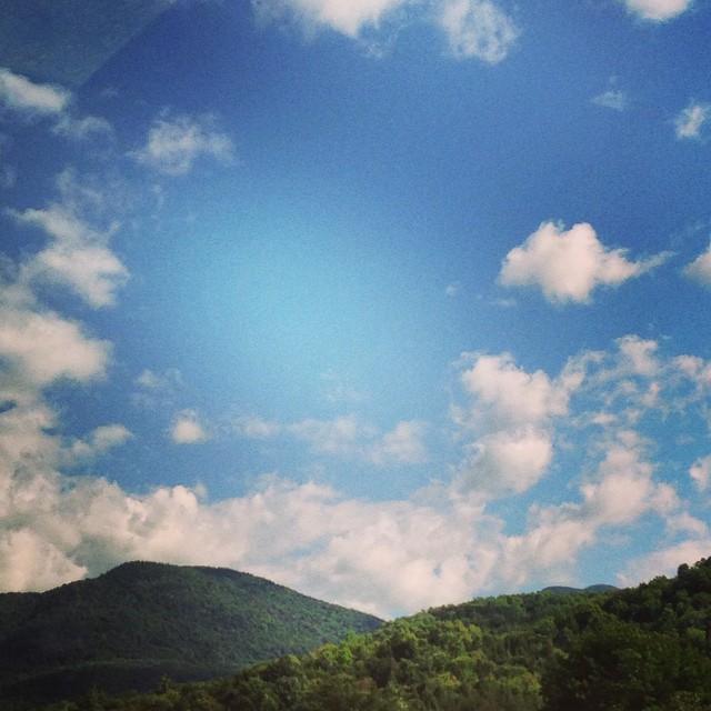#vermont, vast and beautiful