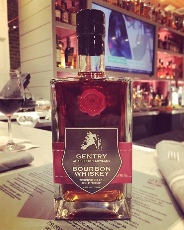 look at that beaut! @gentry_bourbon #gentrybourbon #softopening #fabulousstart