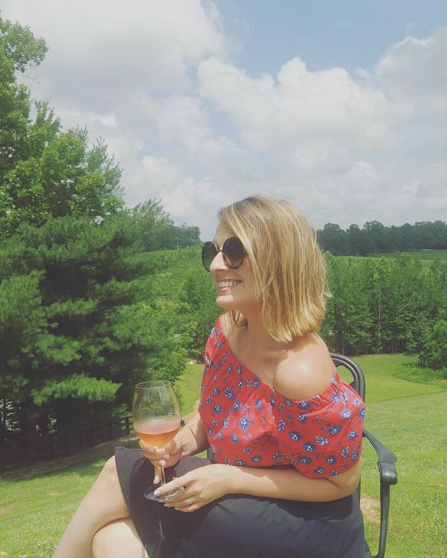 just loving the beauty of these vineyards!  #winetasting