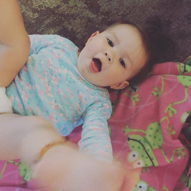 this sweetheart! #rachelandauntiemo